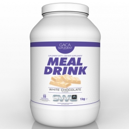 Meal Drink 1kg White Chocolate